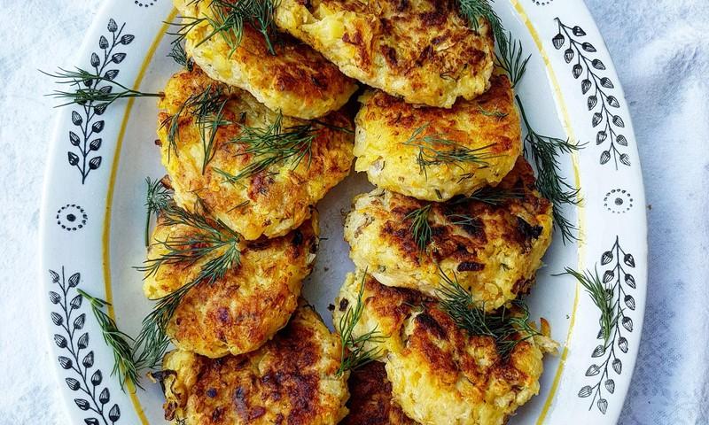 Gerri blogi: Suvised lihtsad toidud - laste lemmikud kartulikotletid!