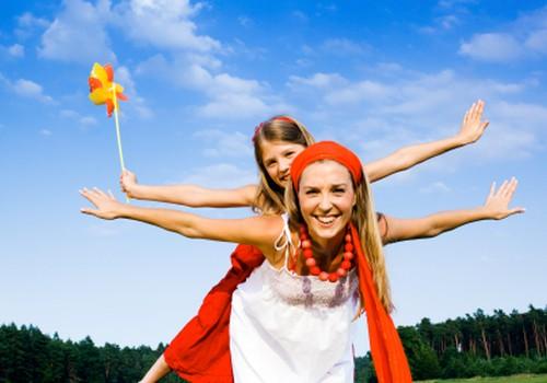 Uuring: Lapsed on kõige õnnelikumad 7-aastaselt