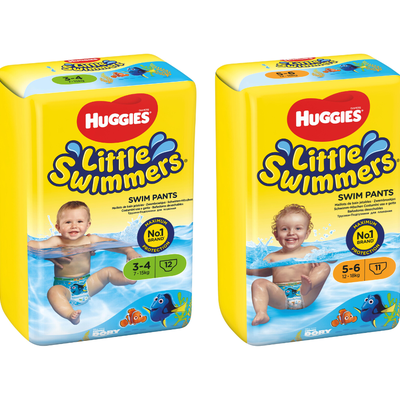 Huggies® Little Swimmers