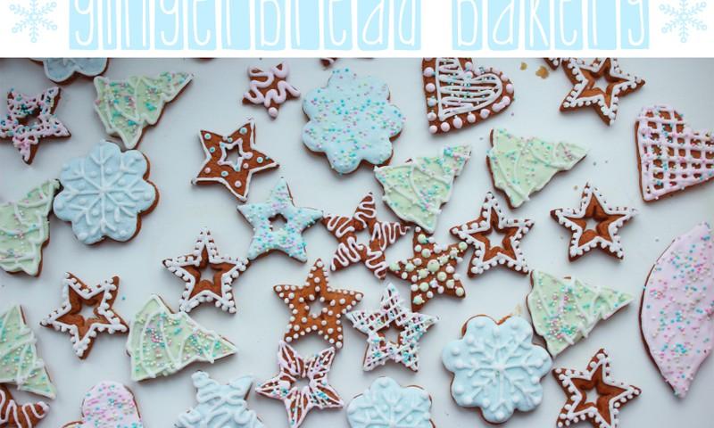 Jõuluroad: Mirjami piparkoogid