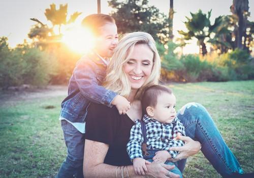 Õnnelikkus kasvab iga järgmise lapsega