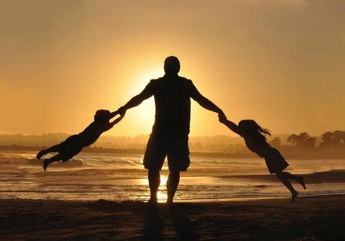 Inimeste suurim rikkus on lapsed