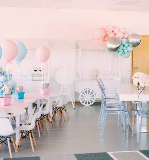 Dream Party peostuudio - ideaalne koht sünnipäevadeks ja babyshoweriteks!