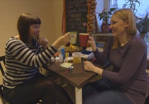 VIDEO! Beebipäevik: Külmetuse ravi raseduse ajal