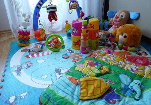 Ülevaade meie lapse mänguasjadest