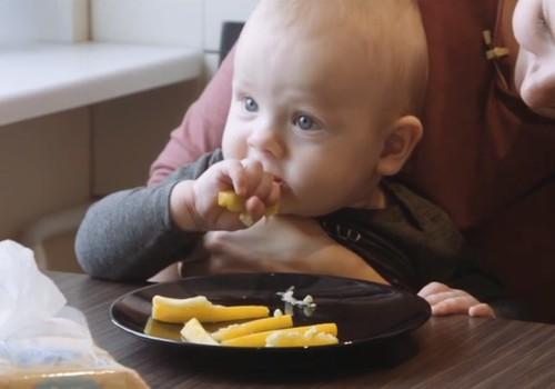 VIDEO! Beebipäevik: Henri esimene lisatoiduamps