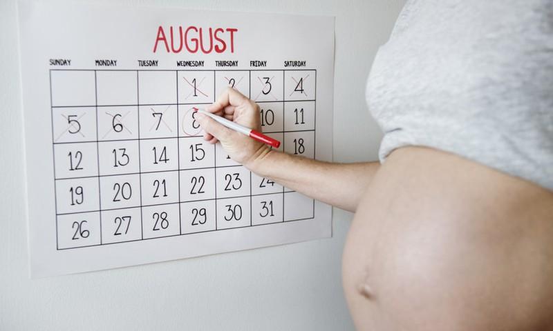 Kas kõigil naistel langeb kõht raseduse lõpus allapoole?