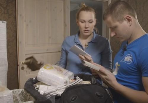 VIDEO! Beebipäevik: Haiglakoti pakkimine