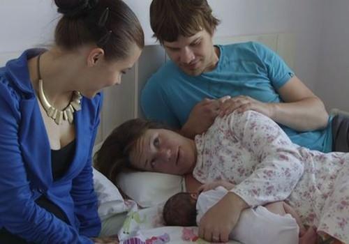 VIDEO! Beebipäevik: esimene päev peale sünnitust