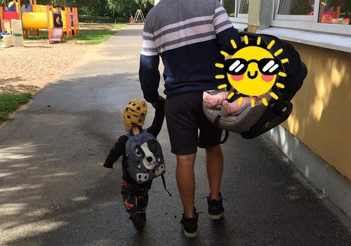 Kristi blogi: Kuidas ma oma lapse sõimerühma viisin