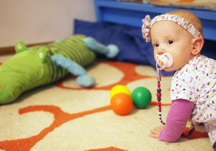 Füsioterapeut: Vanemad peaksid oma beebit usaldama!