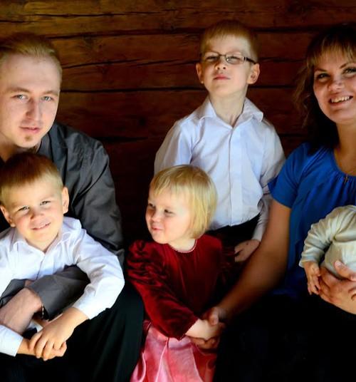 Neli beebit. Viie ja poole aastaga!