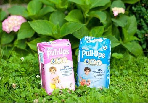 Suvine potitreening koos Huggies ® Pull-Ups ® püksmähkmetega!