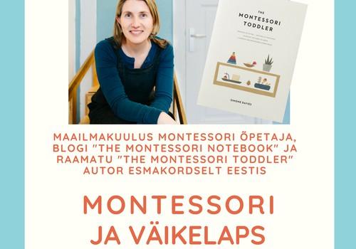 Osale huvitaval Montessori koolituspäeval!