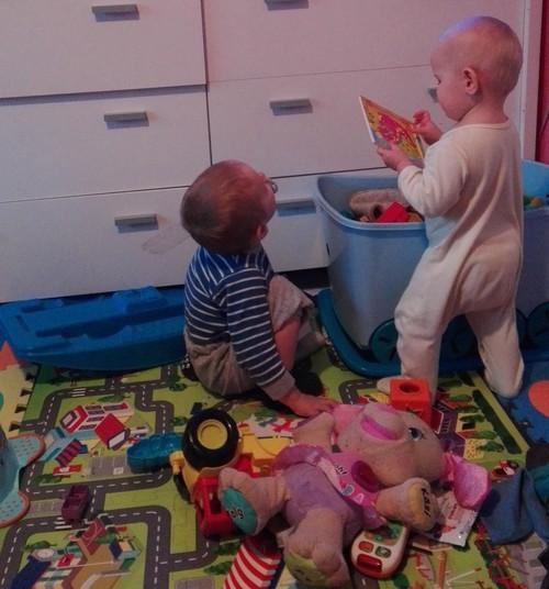Jagame nippe, kuidas väikeste lastega kodus hästi hakkama saada!