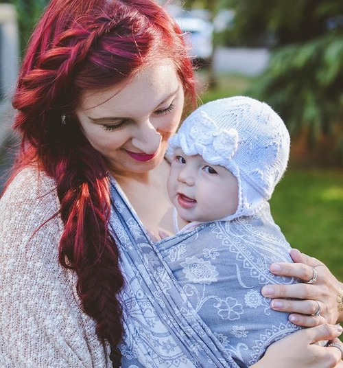 Kantud laps on rahulikum, tervem ja areneb kiiremini