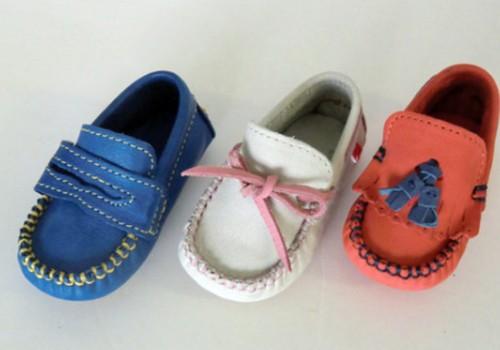 Millal peaks lapsele esimesed jalanõud ostma?