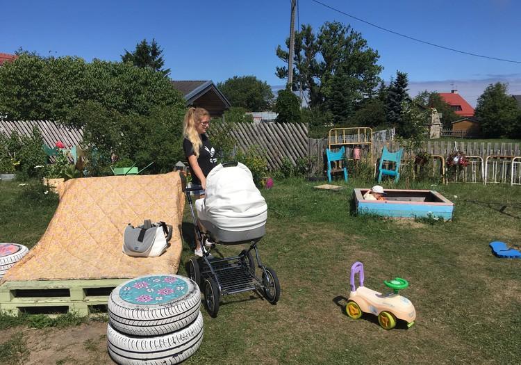 Kristi blogi: Kuidas lastega koduseinte vahelt väljuda?
