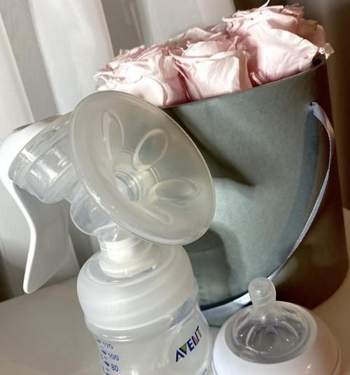 Enneaegsena sündinud tirtsu ema arvustab Philips Avent rinnapumpa