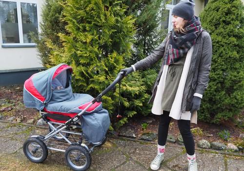 Anette rasedusblogi: Taaskasutus lastega peres