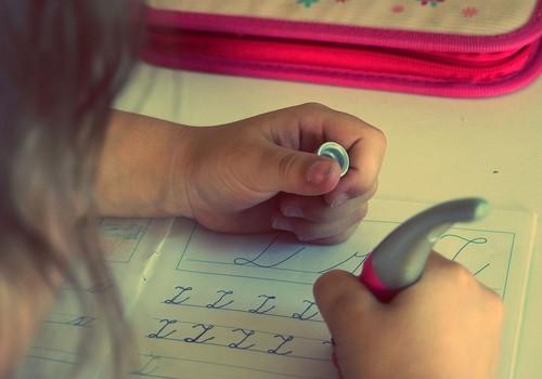 Teise klassi laps sai püüdlikult ära tehtud kodutöö eest hinde kaks