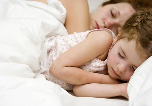 Vähe magavad lapsed vananevad kiiremini