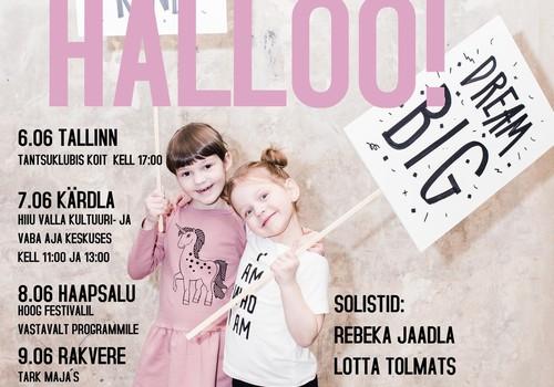 Üle Eesti toimuvad tasuta lasteetendused sõprusest