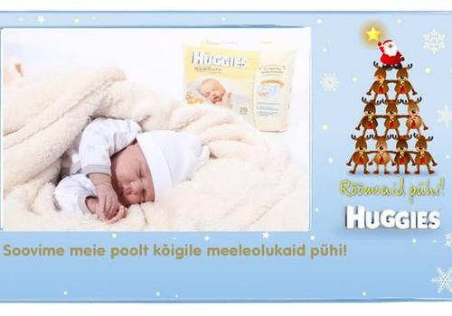Valmista Emmede Klubi lehel toredate tervitustega jõulukaart!