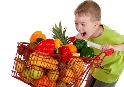 Väikelapse toitumine võib mõjutada tema tulevasi toitumisharjumusi