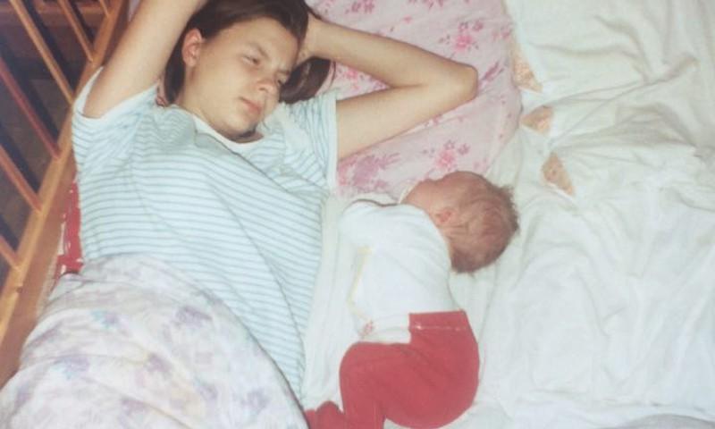 Sünnilugu: Kuidas Anette 25 aastat tagasi siia ilma sai