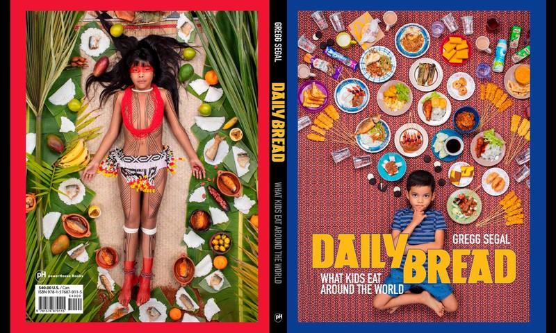 Fotoseeria: Mida söövad lapsed maailma eri paigus?