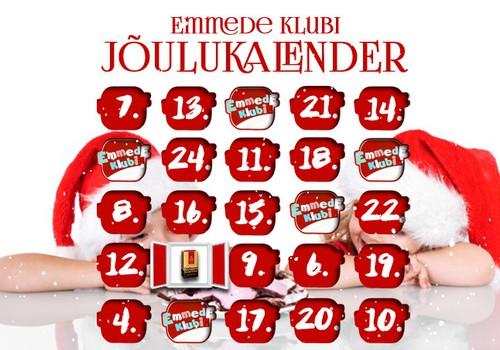 Emmede Klubi jõulukalender: 5. detsember