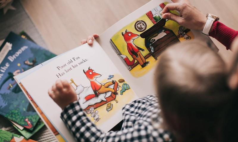 Kuidas toetada 4-5-aastase lapse kõne arengut?