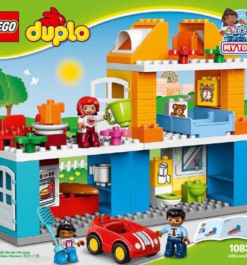 LEGO® DUPLO® joonistusvõistluse võitja selgunud!