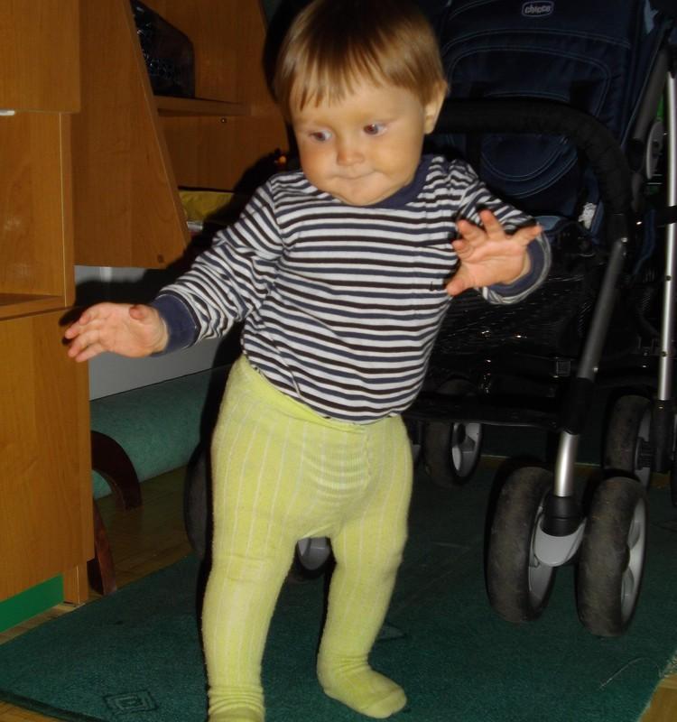 Blogikonkurss: Väikese inimese igapäevaelu - Robin!