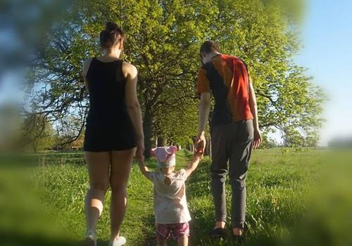 Marise blogi: Selg sirgu ehk lapse rühiprobleemid