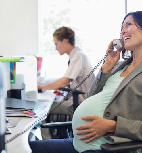Sinu õigused rasedana tööl käies