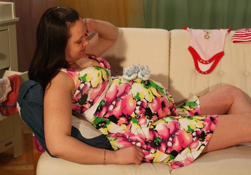 Rasedusest väsinud