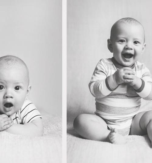 Efka fotoblogi: Lapse esimene aasta