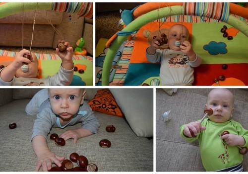 """""""Meisterdame sügisest: mänguasju ja beebi-hantlid"""""""
