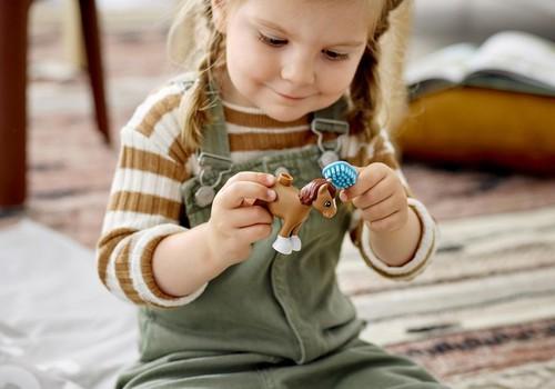 Kui palju laps saab kasu mängimisest? Palju rohkem, kui tundub!