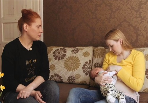 VIDEO! Beebipäevik: Kandelina sidumine vastsündinuga