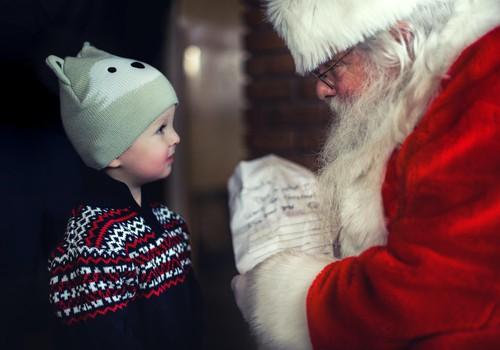 Survestad last jõuluvanale sülle istuma, pai tegema või patsu andma? Päris paha praktika...