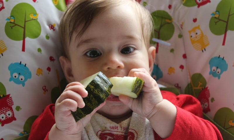 Armastus käib kõhu kaudu: paku lapsele vaid parimat!
