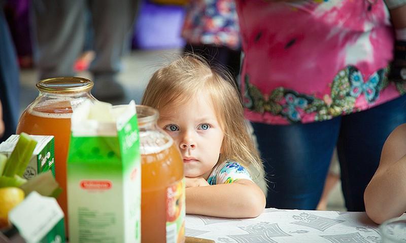 Suvepuhkuseks ja reisimiseks sobilik toit lapsele