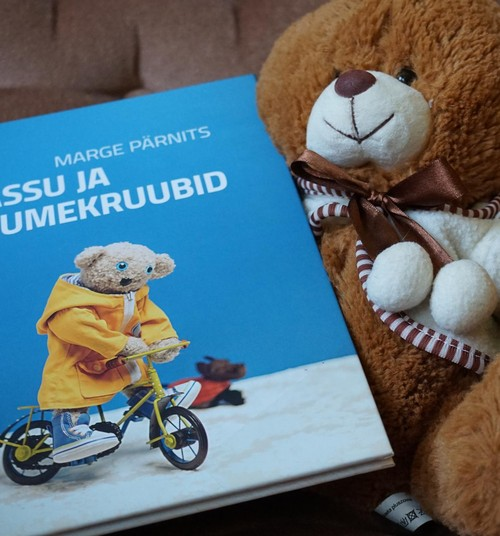 """Marise blogi: """"Nässu ja lumekruubid"""" – väärt lasteraamat!"""