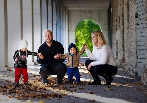 Väikse vanusevahega laste ema: Alguses olid süümepiinad