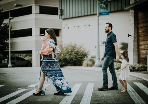 Käi sel nädalal koos lapsega jala!