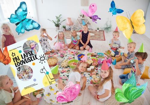9 nippi lapse loovuse toetamiseks