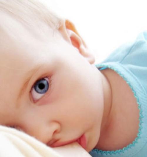 Rinnapiimal ei ole lapse intelligentsile mõju